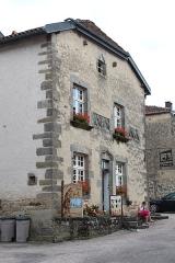 Prêvoté - Français:   Prévôté (ancien grenier à sel) à Châtillon-sur-Saône en France.