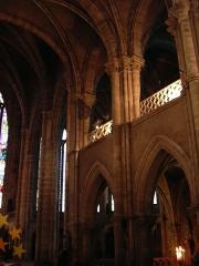 Eglise Saint-Maurice - Français:   Basilique Saint Maurice d\'Epinal