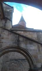 Eglise Saint-Maurice - Français:   Basilique Saint-Maurice (Classé)