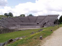Amphithéâtre romain (ruines) -