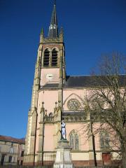 Basilique Saint-Pierre-Fourier -