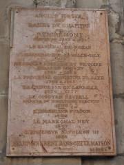 Bain Stanislas, ancien Bain de la Reine, puis Bain des Dames - Français:   Plombières-les-Bains, Vosges, FRANCE