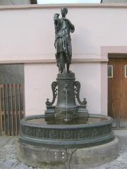 Onze fontaines - Français:   Fontaine \