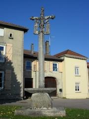 Croix de chemin - Français:   Croix de chemin de Removille