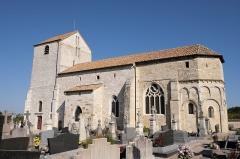 Eglise Saint-Rémy - Église Saint-Rémy à Vicherey dans le département des Vosges.