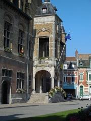 Hôtel de ville - La bretèche