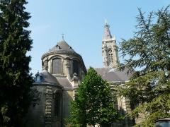 Cathédrale Notre-Dame de Grâce - Chevet de la cathédrale Notre-Dame de Grâce de Cambrai