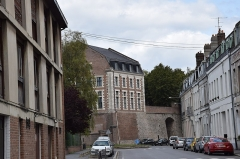Ancien château de Selles - This building is classé au titre des Monuments Historiques. It is indexed in the Base Mérimée, a database of architectural heritage maintained by the French Ministry of Culture,under the reference PA00107398 .