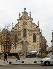 Ancien Collège des Jésuites ou grand séminaire - Nederlands: Cambrai (departement Nord, Frankrijk): de voormalige kapel van de Jezuieten