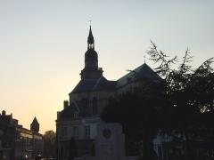 Eglise Saint-Géry - Français:   Eglise Saint-Géry de Cambrai