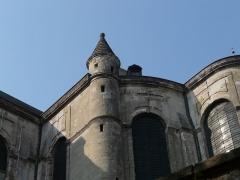 Eglise Saint-Géry - Français:   Eglise Saint-Géry de Cambrai: chevet