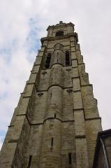 Tour Saint-Martin, dite aussi Beffroi -  Beffroi, Cambrai (clocher de l'ancienne église St Martin)