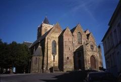 Collégiale Notre-Dame - Català: Col·legiata Nôtre Dame.