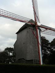 Jardin public du Moulin de Cassel - Français:   Cassel, Nord