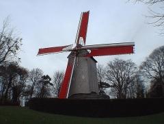 Moulin de l'Etendard -  Le moulin de Cassel Kastel Meulen