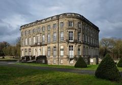 Château de l'Hermitage - English: Château de l'Hermitage in Condé-sur-l'Escaut, Hauts-de-France