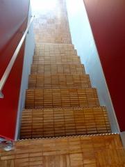 Villa Cavrois - English: Villa Cavrois playroom stairs