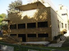 Villa Cavrois - English: South west side.