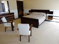Villa Cavrois - English: Villa Cavrois parents bedroom
