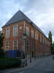 Ancien collège de la Compagnie de Jésus d'Anchin - English: The Anchin rooms of Douai (Nord, France).