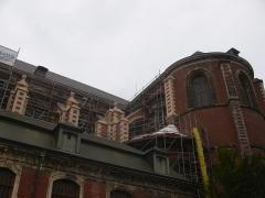 Ancienne collégiale Saint-Pierre - Douai - collégiale Saint-Pierre
