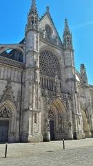 Eglise Saint-Eloi -  Église Saint-Éloi de Dunkerque