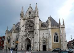 Eglise Saint-Eloi - Français:   Eglise Saint Eloi à Dunkerque
