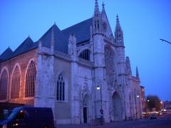 Eglise Saint-Eloi - Français:   Église St. Eloi, Dunkerque, Nord, France