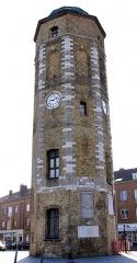 Tour du Leughenaer - English:   Dunkerque Tour du Leughenaer