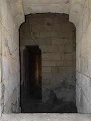 Château - Le ratier vu de l'extérieur du Château d'Esnes