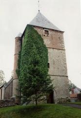 Eglise Saint-Martin - English: Église Saint-Martin de Féron en 1991