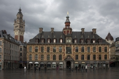 Vieille bourse du commerce -  The former stock market , General de Gaulle square, center of Lille