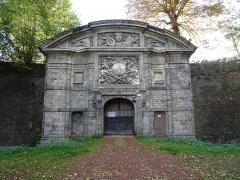Citadelle de Lille -  Citadelle Vauban Demi-lune Dauphine Lille,  Pas-de-Calais, Hauts-de-France France.