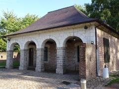 Citadelle de Lille -  Corps de garde de la demi-lune Royale  Pas-de-Calais, Hauts-de-France France.