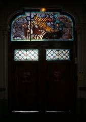 Eglise Saint-Denis-d'Hellemmes - L'église Saint-Denis d'Hellemmes Lille Nord (département français)