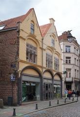 Maisons - Eté2016 N°35 Rue de la Monnaie Lille Nord (département français)