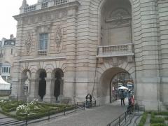 Porte de Paris - Français:   Porte de Paris