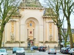 Porte de Paris - Français:   Porte de Paris (Lille) Lille Nord (département français)