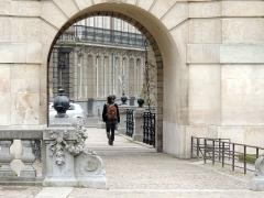 Porte de Paris - Français:   Porte de Paris (Classé)