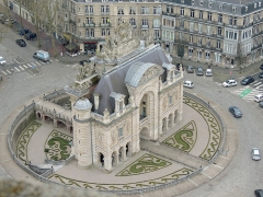 Porte de Paris - Porte de Paris (Classé)