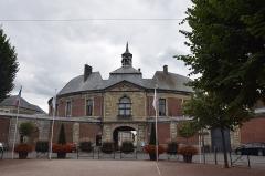 Ancienne abbaye -  Abbaye de Marchiennes