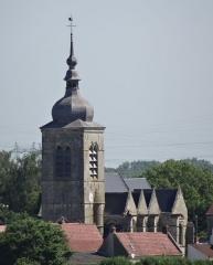 Eglise Saint-Martin - Français:   Église Saint-Martin de Mastaing.