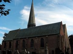 Eglise Saint-Omer - Français:   Église Saint-Omer d\'Ochtezeele.