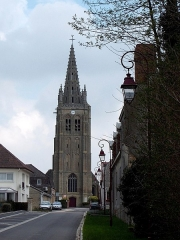 Eglise Saint-Léger -  Eglise de Socx