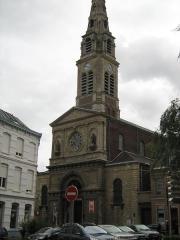 Eglise Notre-Dame-des-Anges - Français:   Eglise Notre Dame des Anges 73b rue Nationale