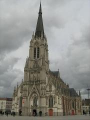 Eglise Saint-Christophe - Français:   Eglise Saint Christophe de Tourcoing