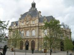 Hôtel de ville - Français:   Hotel de ville de Tourcoing