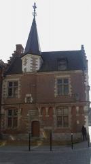 Maison du Prévôt - English: Valenciennes,