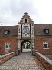Ferme d'en Bas de Flers - Château de Flers  Villeneuve-d'Ascq Nord.-France