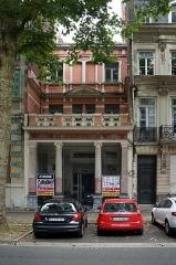 Immeuble dénommé Bains Lillois - Français:   Les Bains Lillois, boulevard de la Liberté à Lille Nord (département français)